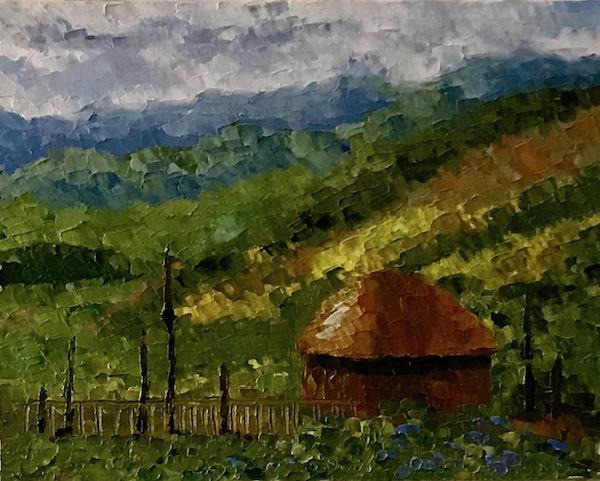 Larissa Lukaneva. Yurt