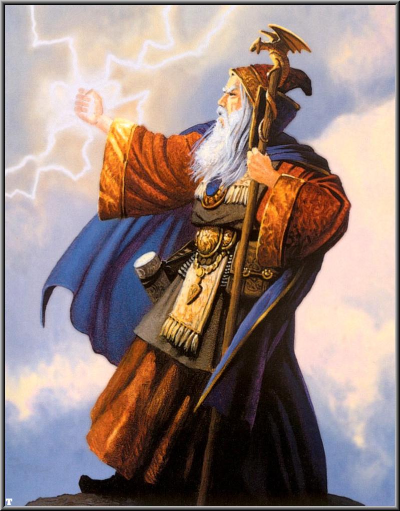 Кит Паркинсон. Волшебник