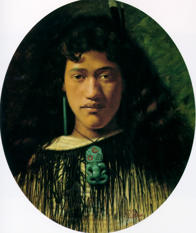 Чарльз Голди. Портрет