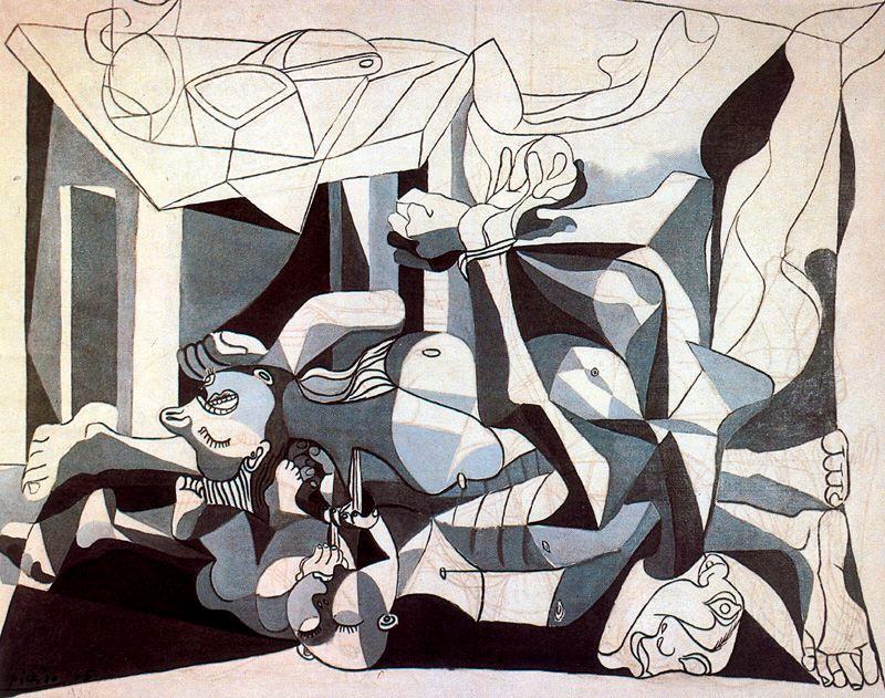 Пабло Пикассо. Склеп