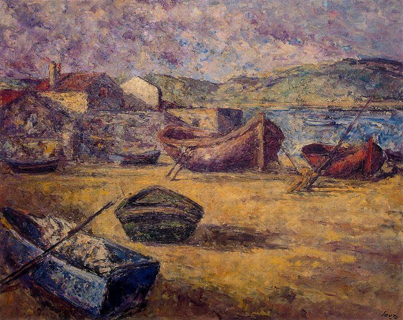 Артуро Соуто. Лодки