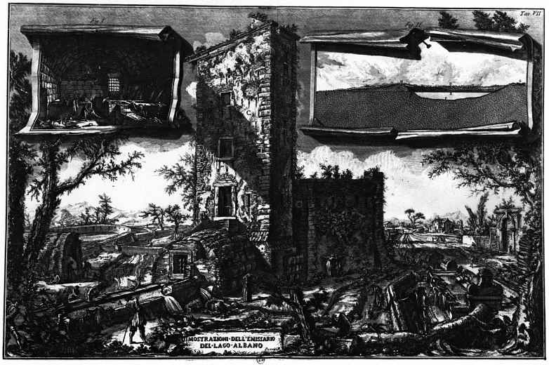piranesi critical analysis v2 Piranesi, koolhaas and etcher giovan battista piranesi, whose plan of campo marzio is, significantly analysis of the relationship between.