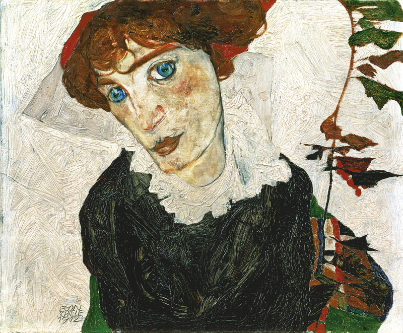 Эгон Шиле. Портрет Валли