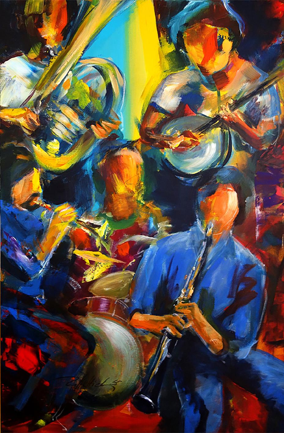Robert Hettich. Jazzclub I