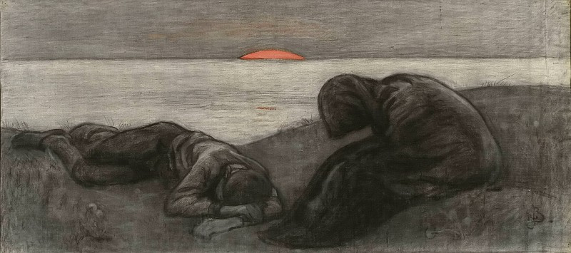 Sven Richard Berg. A dying day.
