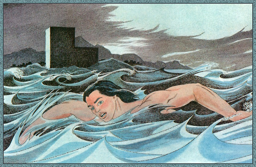 Джованни Казелли. В бурном море