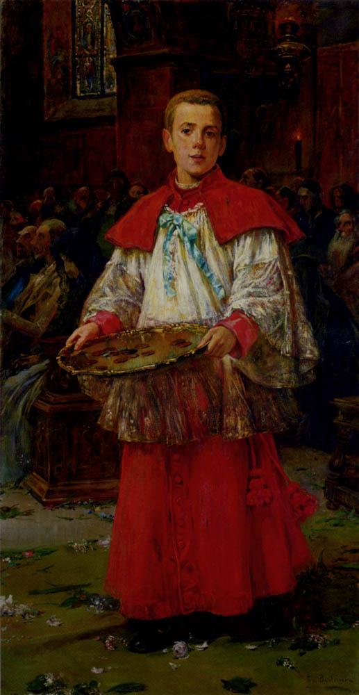 Хосе Бенльуре-и-Хиль. Сюжет 7