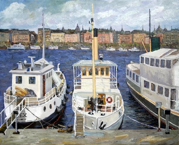 Sergey Valentinovich Karetnikov. Ships