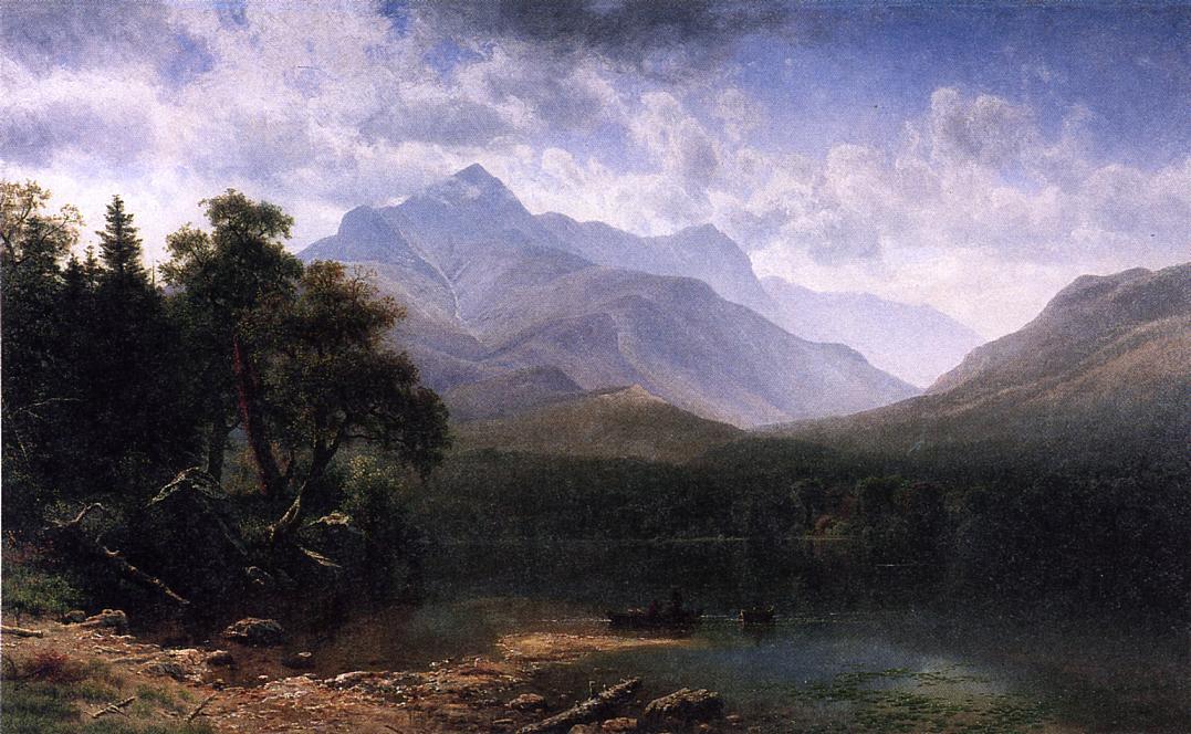 Альберт Бирштадт. Гора Вашингтон