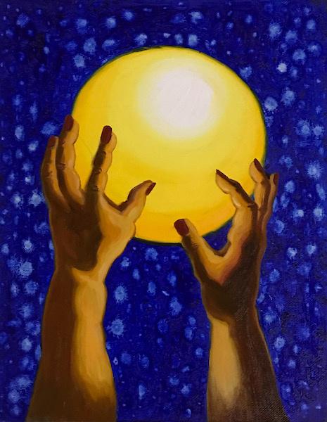 Larissa Lukaneva. The Stolen Sun