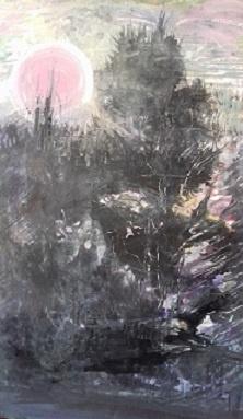Lyudmila Ivanovna Antipova. Moonlight shadows