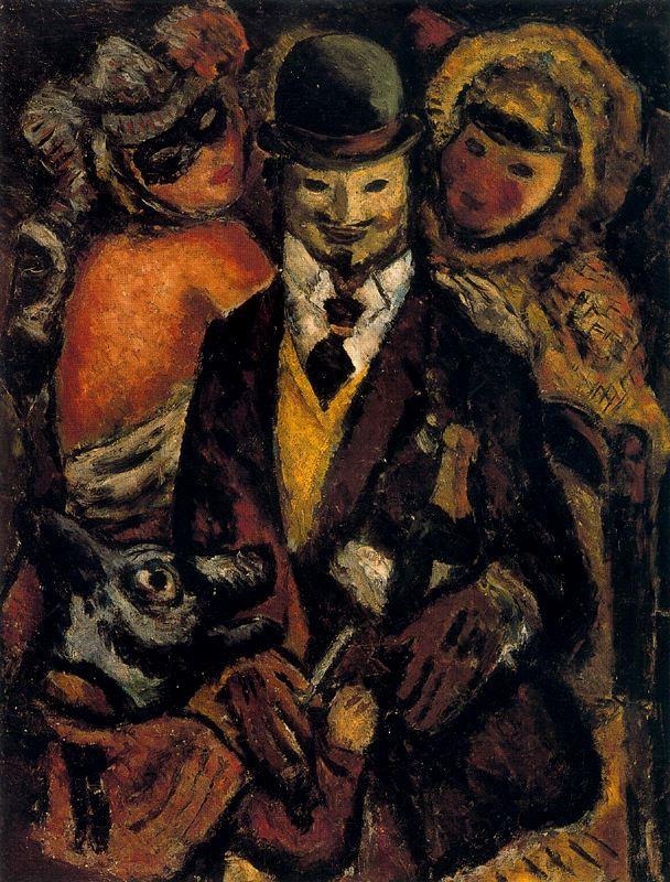 Артуро Соуто. Трое в масках