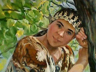 Olga Suncheleeva. Nigina