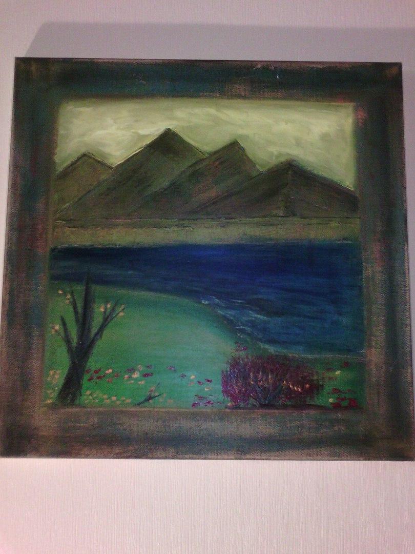 Mariya Pretser. Pilgrim dream