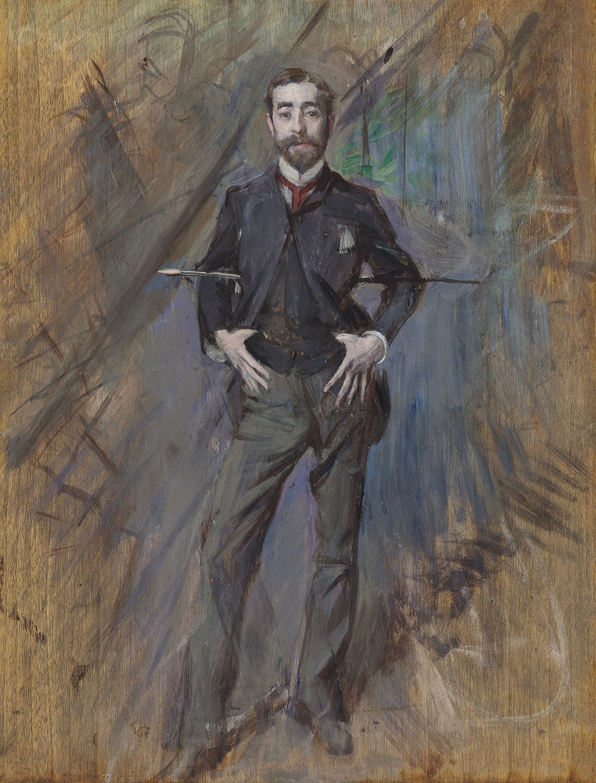 Giovanni Boldini. John Singer Sargent