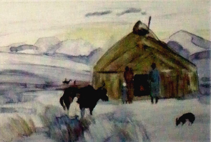 Vladimir Ivanovich Shistko. Untitled 6