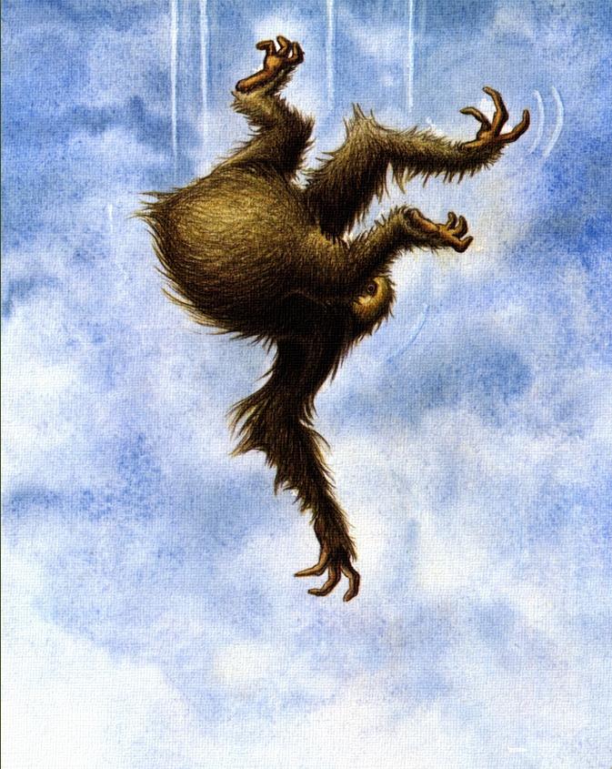 Charles Fiugg. So slow sloth 16
