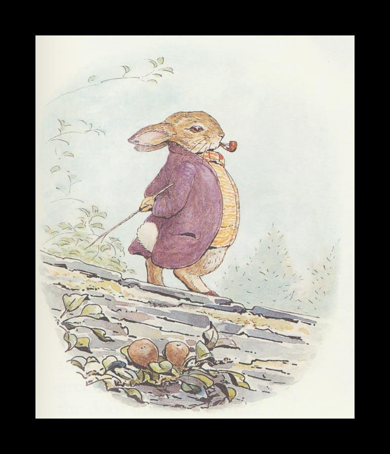 Бенджамин и Кролик Питер Банни. Сказка о кролике Питере 35