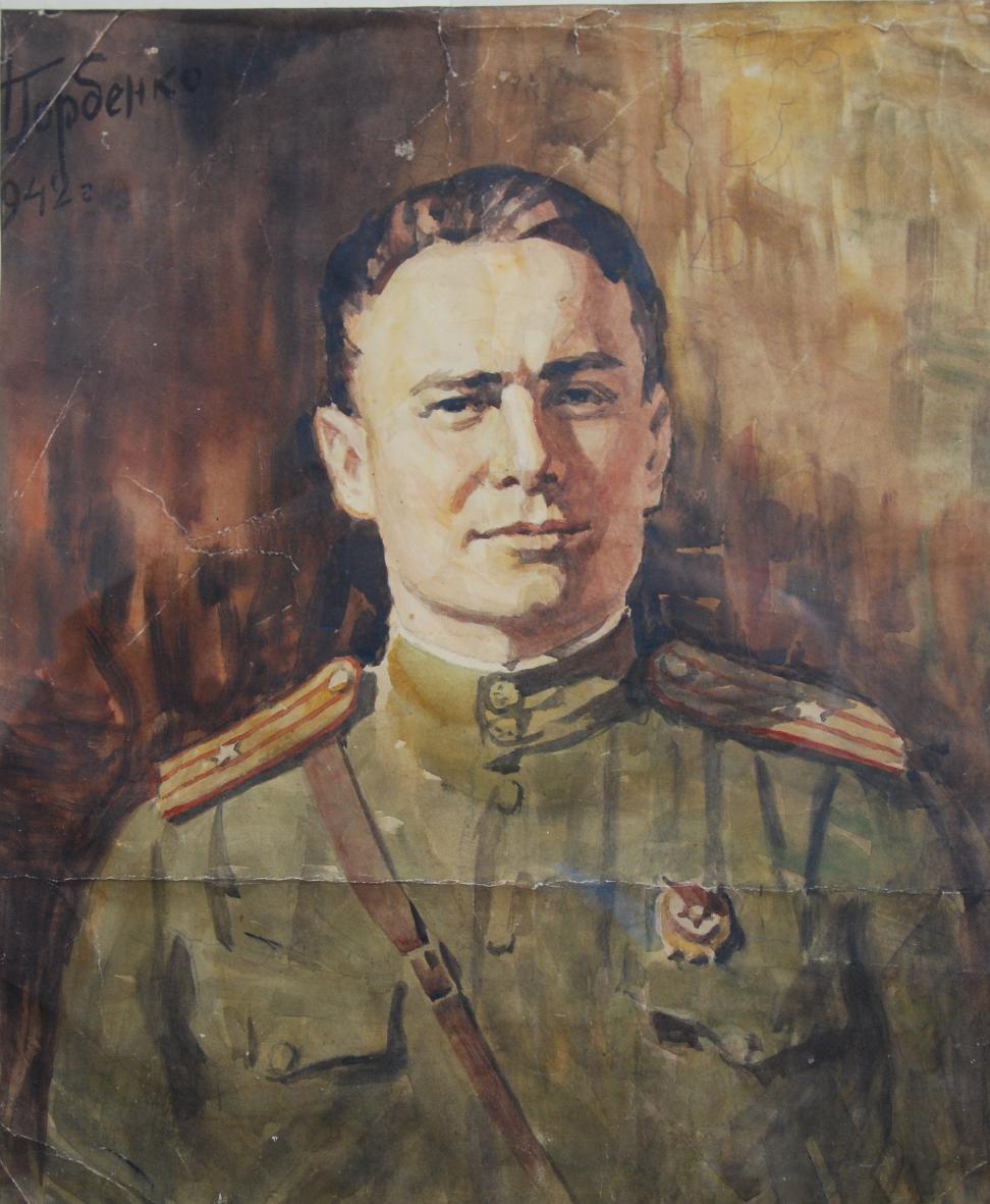 Alexey Arkhipovich Gorbenko. Major Karpenko
