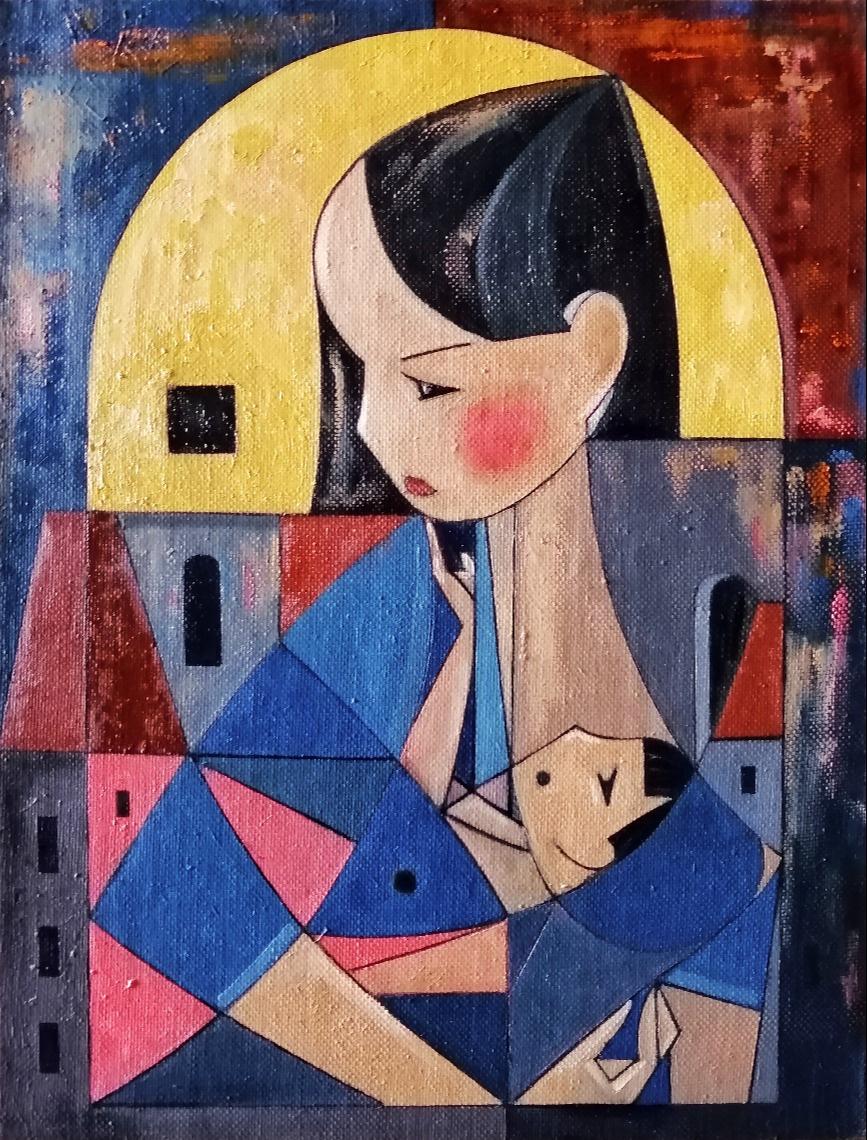 Igor Veniaminovich Bondarenko. Untitled