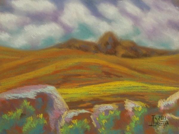 Larissa Lukaneva. Altai stones 2