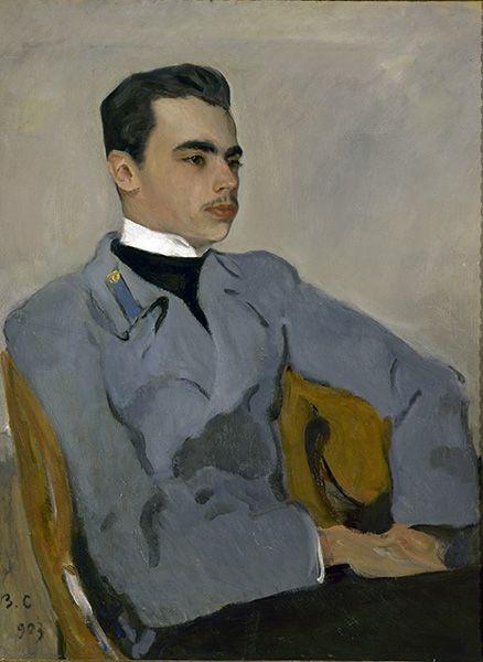 Валентин Александрович Серов. Портрет Графа Николая Сумарокова-Эльстона