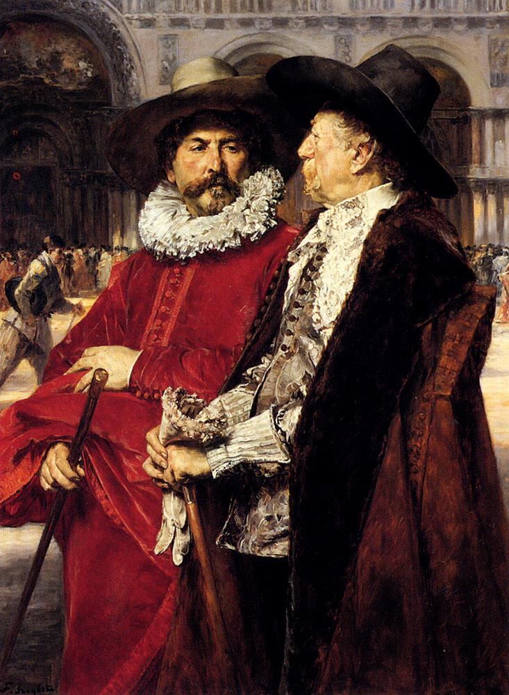 Фердинанд Ройбет. Обсуждения