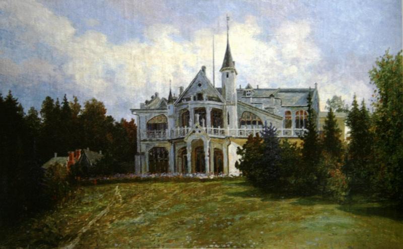 Sergey Arsenievich Vinogradov. Estate