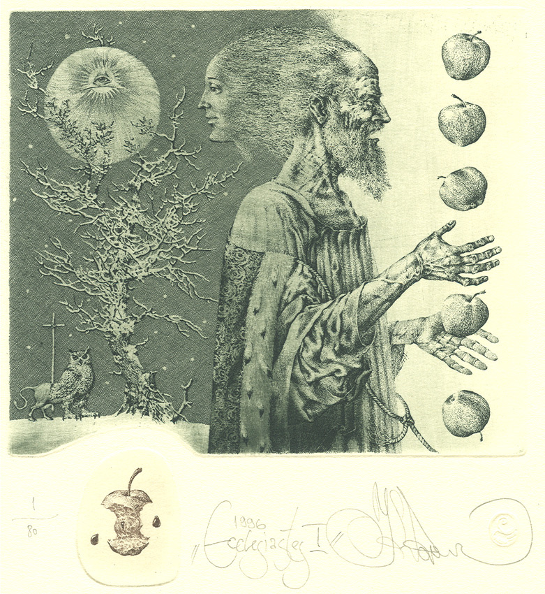 Константин Калинович. Экклезиаст I