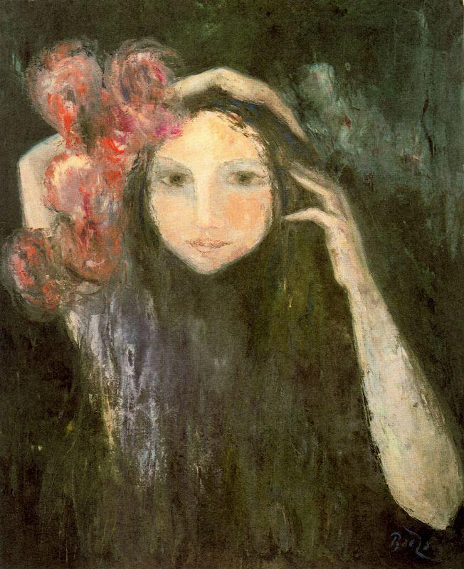 Мануэль Баеза. Портрет 2