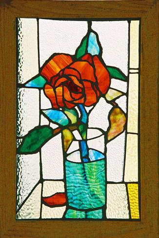 Alex Klas. Morning rose