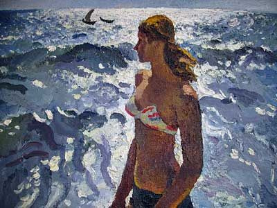 Юрий Николаевич Егоров. Море