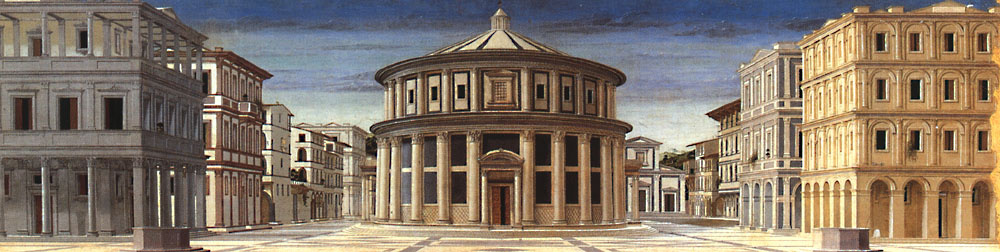 Piero della Francesca. The ideal city