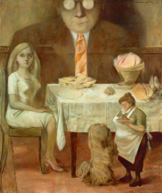 Доротея Таннинг. Семейный портрет