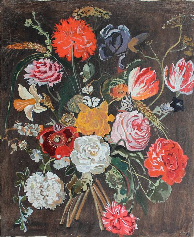 Andrey Yurievich Smirnov. Bouquet