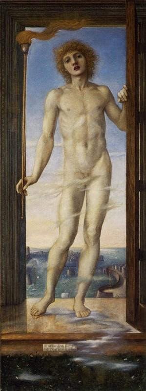 Edward Coley Burne-Jones. Day