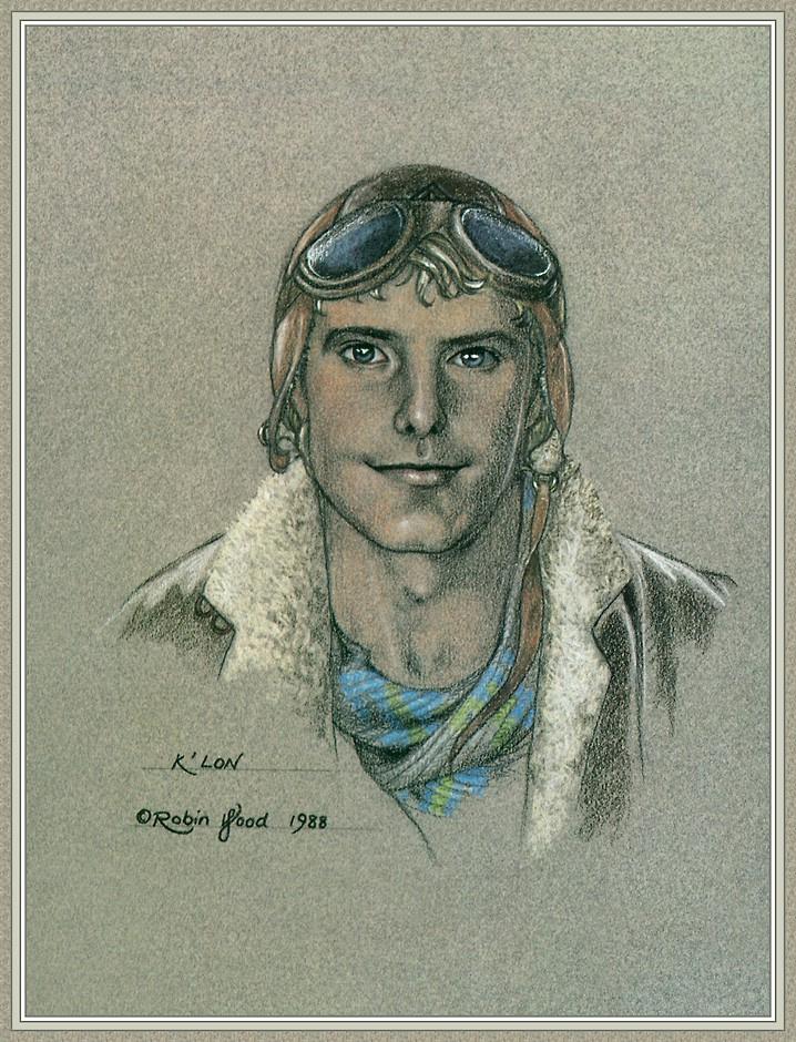 Робин Вуд. Голубые глаза