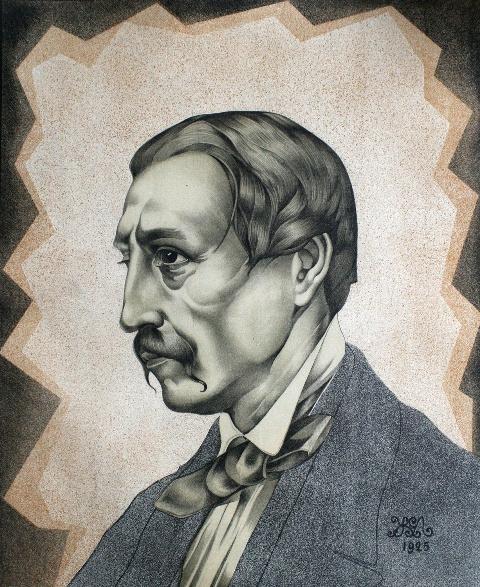 Mikhail Ivanovich the Beetle. Panteleimon Kulish