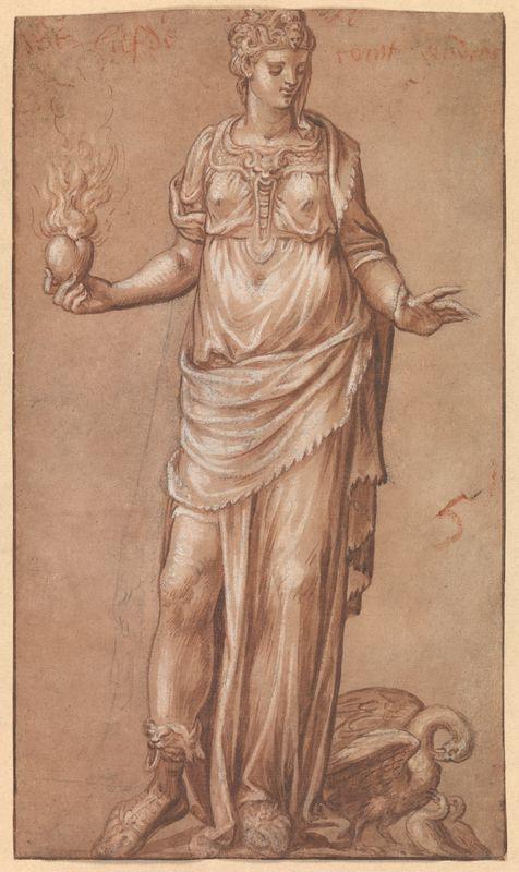 Frans Floris. Mercy