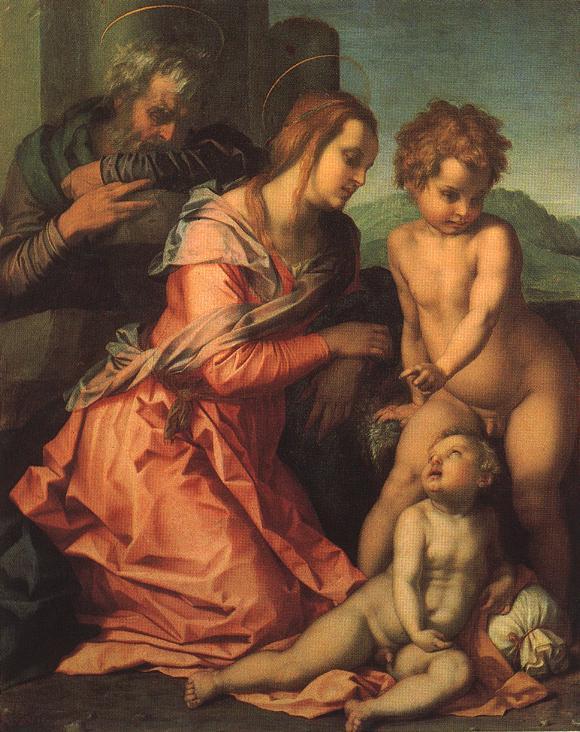 Andrea del Sarto. Family