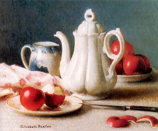Элизабет Пакстон. Чай