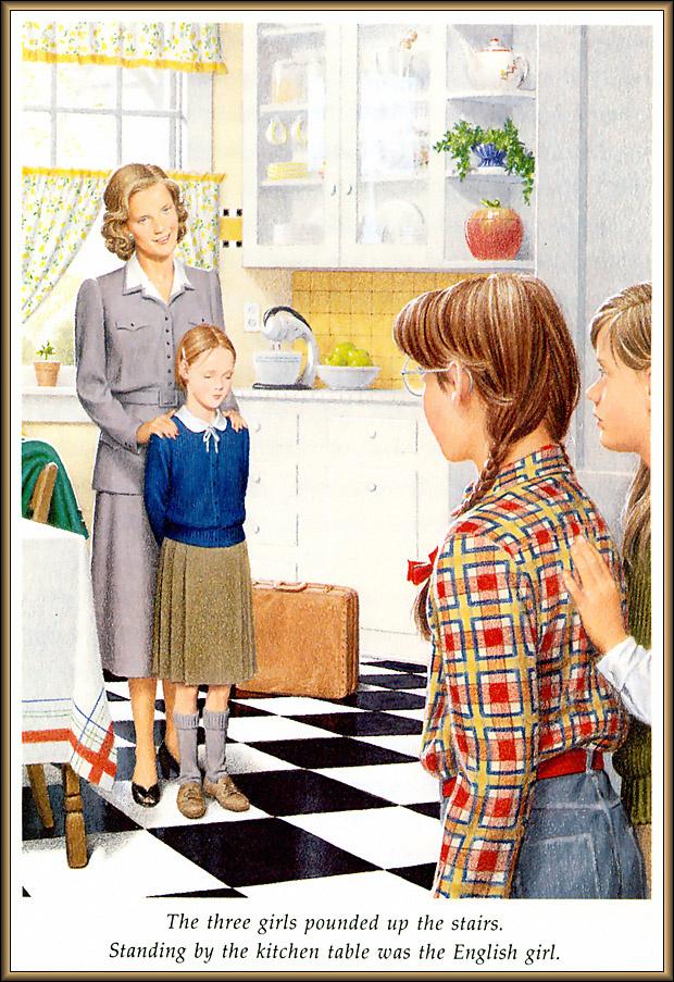 Ник Баскет. Американская девочка Молли. Четвертая книга о Молли 05