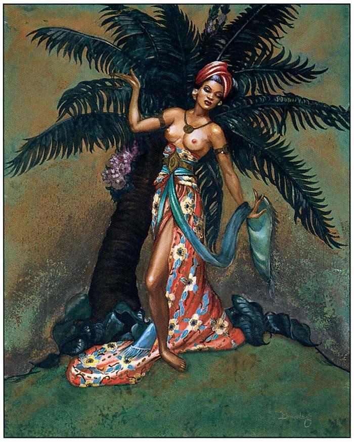 Margaret Brundange. Dancer