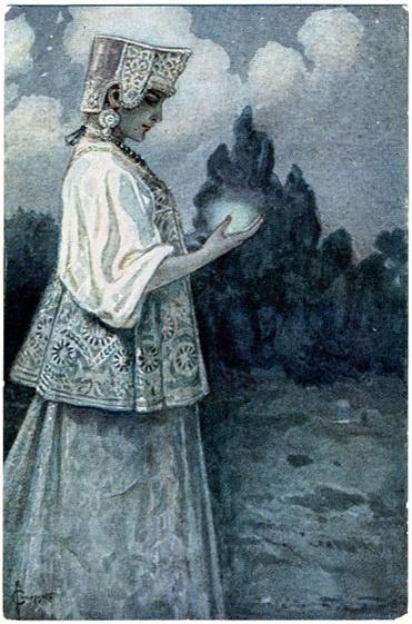 Сергей Сергеевич Соломко. Светлячок