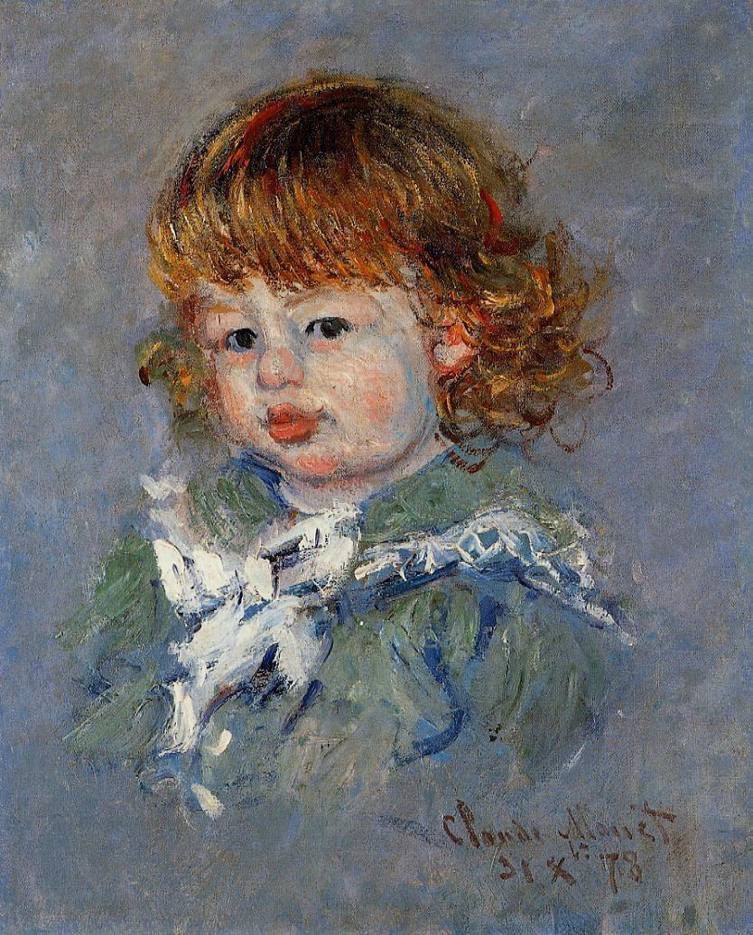 Claude Monet. Jean-Pierre Aside (Baby Jean)