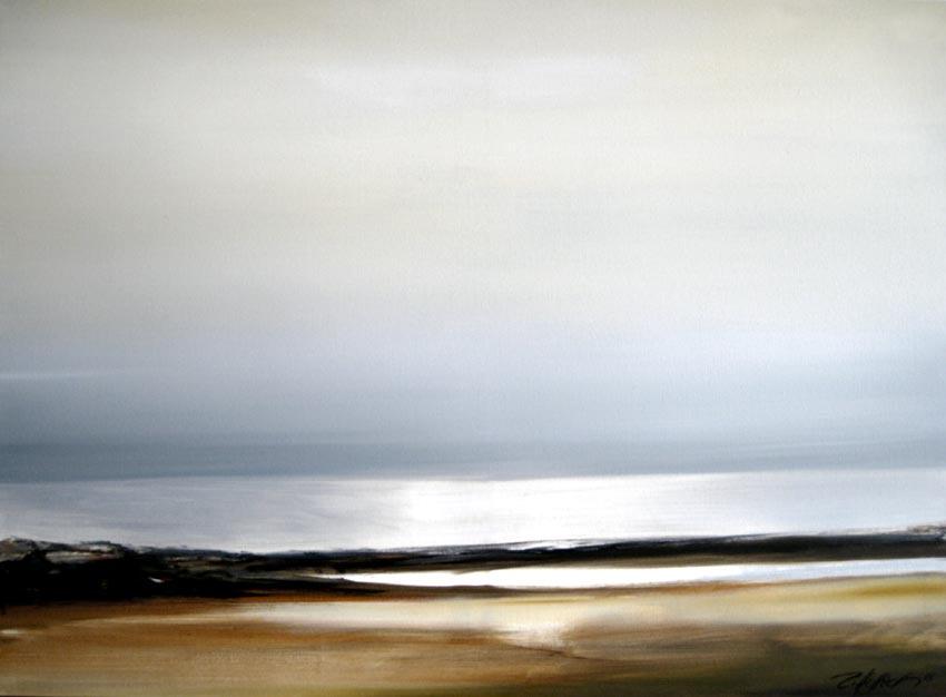 Robert Hettich. On the shore of the sky