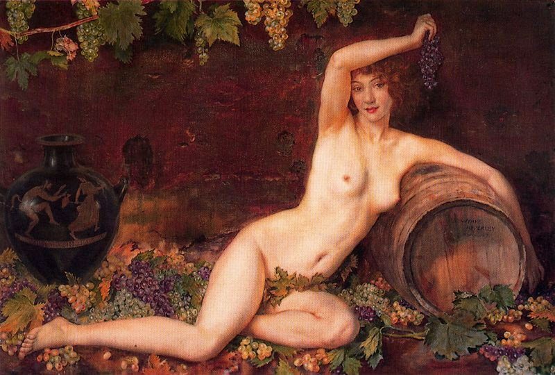 Джордж Оуэн Винн Апперлей. Душа виноградной лозы