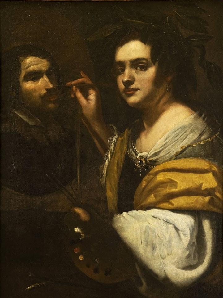 Self-portrait by Artemisia Gentileschi: History, Analysis