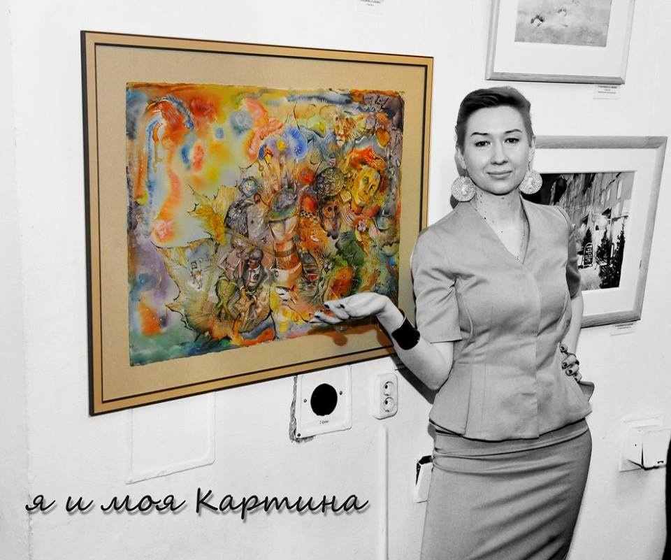Наташа Монастырская. Transformation of fate