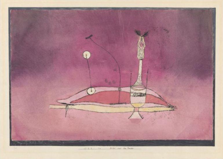 Пауль Клее. Картинка из будуара